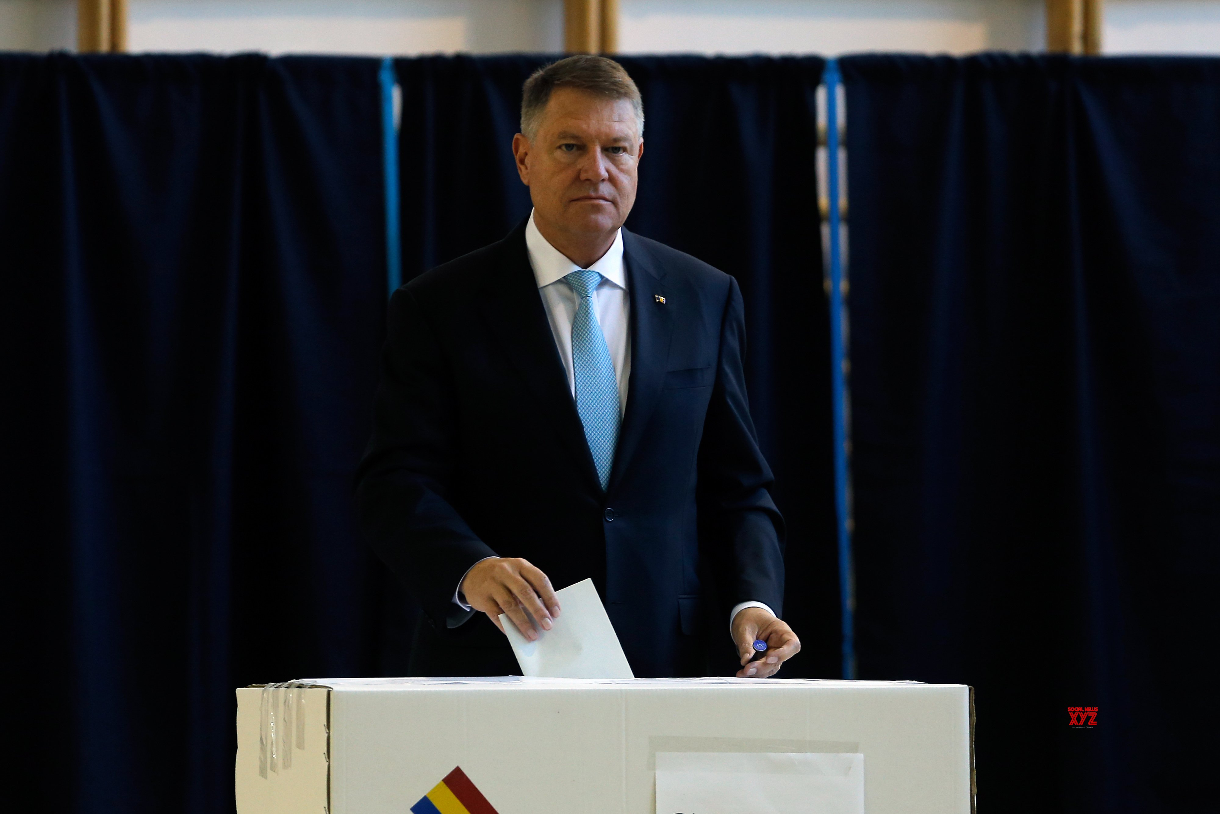 ROMANIA - BUCHAREST - PRESIDENTIAL ELECTIONS #Gallery