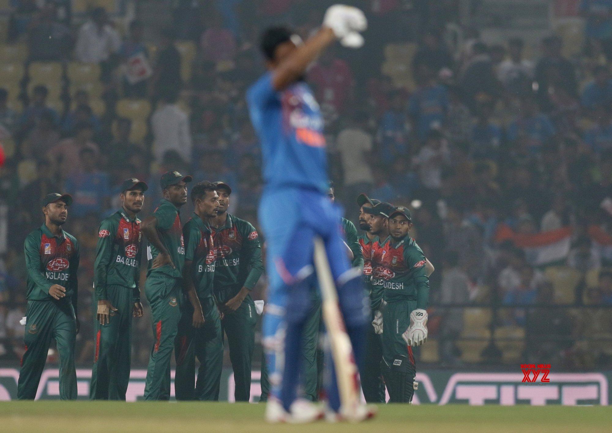 Nagpur: 3rd T20I - India Vs Bangladesh (Batch - 4) #Gallery