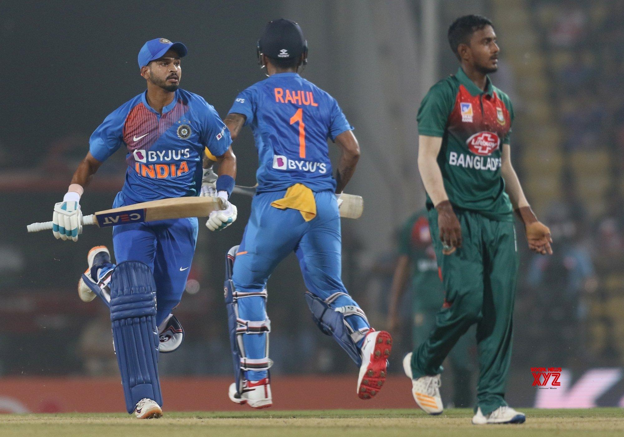 Nagpur: 3rd T20I - India Vs Bangladesh (Batch - 7) #Gallery