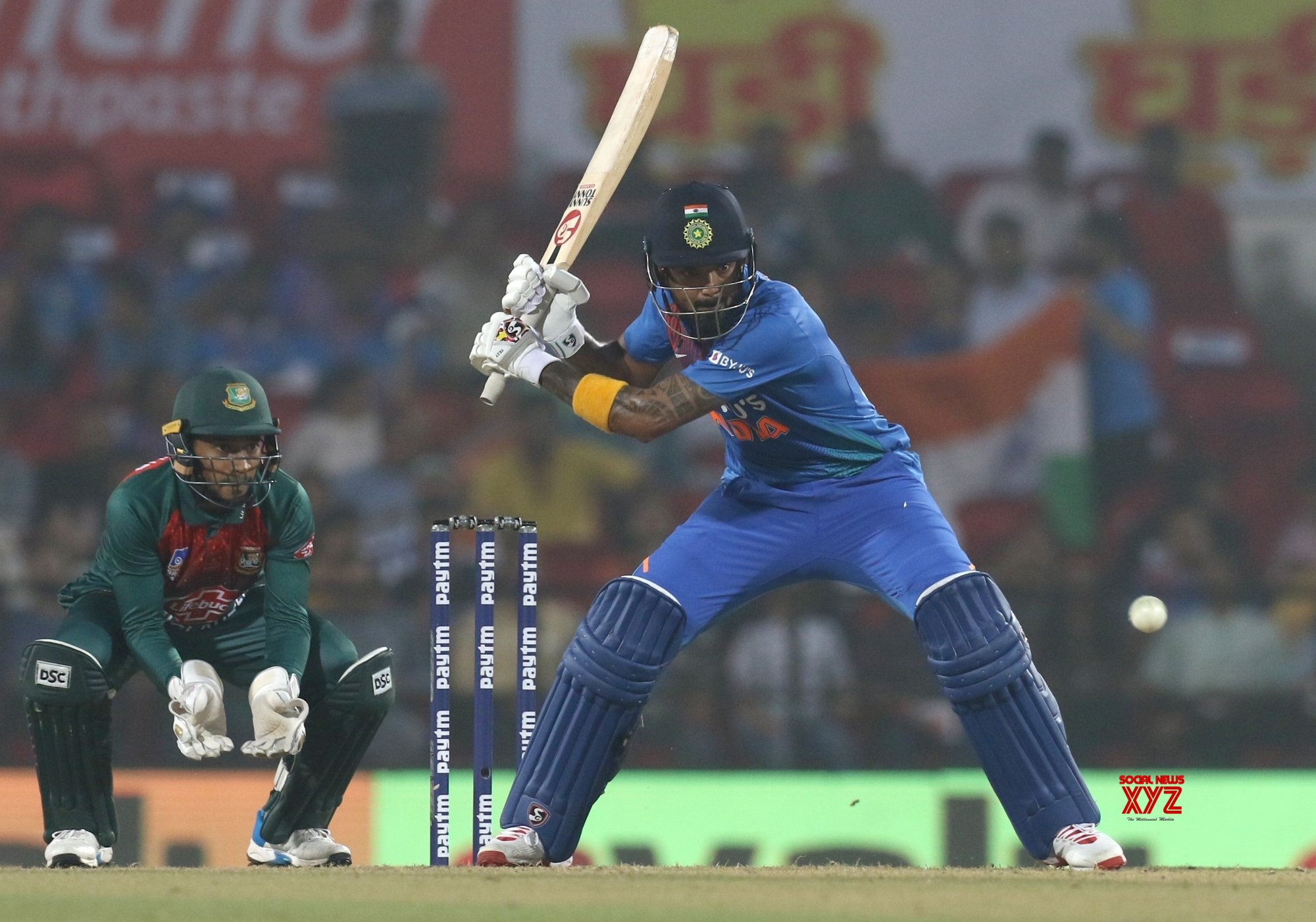 Nagpur: 3rd T20I - India Vs Bangladesh (Batch - 8) #Gallery
