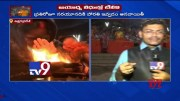 Ayodhya after Verdict : Devotees gather at river Saryu for special aarti - TV9 Exclusive (Video)