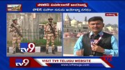 Tight security in Uttar Pradesh after Ayodhya judgement - TV9 (Video)
