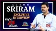 Actor Sri Ram Exclusive Interview (Video)