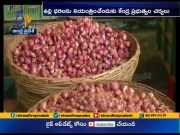 Govt Decides to Import 1 Lakh Tonnes of Onion | to Control Price Rise  (Video)