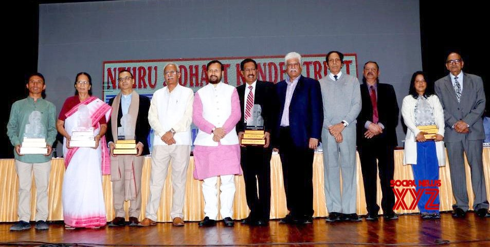 Ludhiana Prakash Javadekar At Sat Paul Mittal National Awards 2019 Gallery Social News Xyz