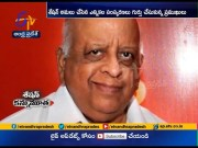 Former Chief Election Commissioner TN Seshan dies at 86  (Video)