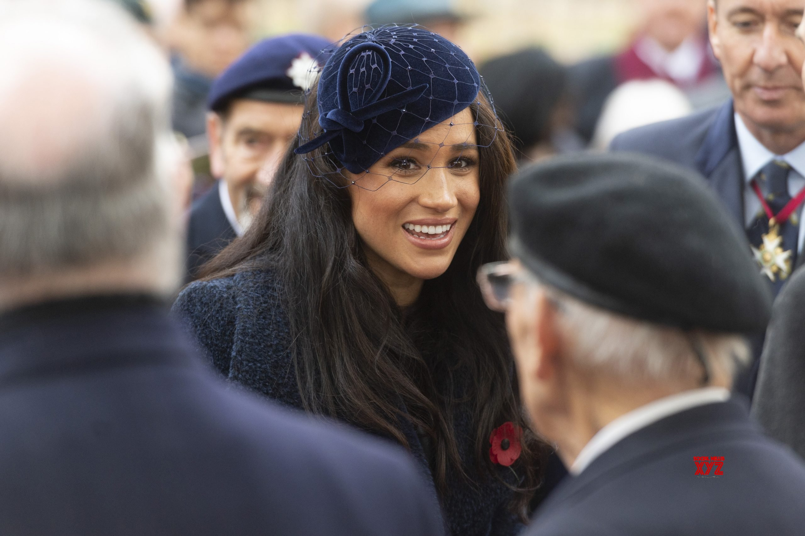 Meghan Markle Loses First Round of Legal Battle with U.K. Tabloid