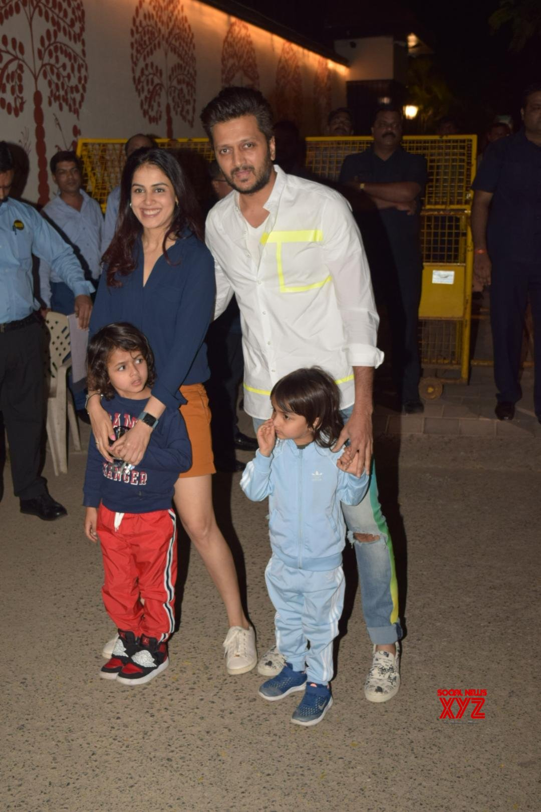 Aaradhya Bachchan's 8th Birthday Celebrations At Jalsa With Many Celebs Gallery Set 2