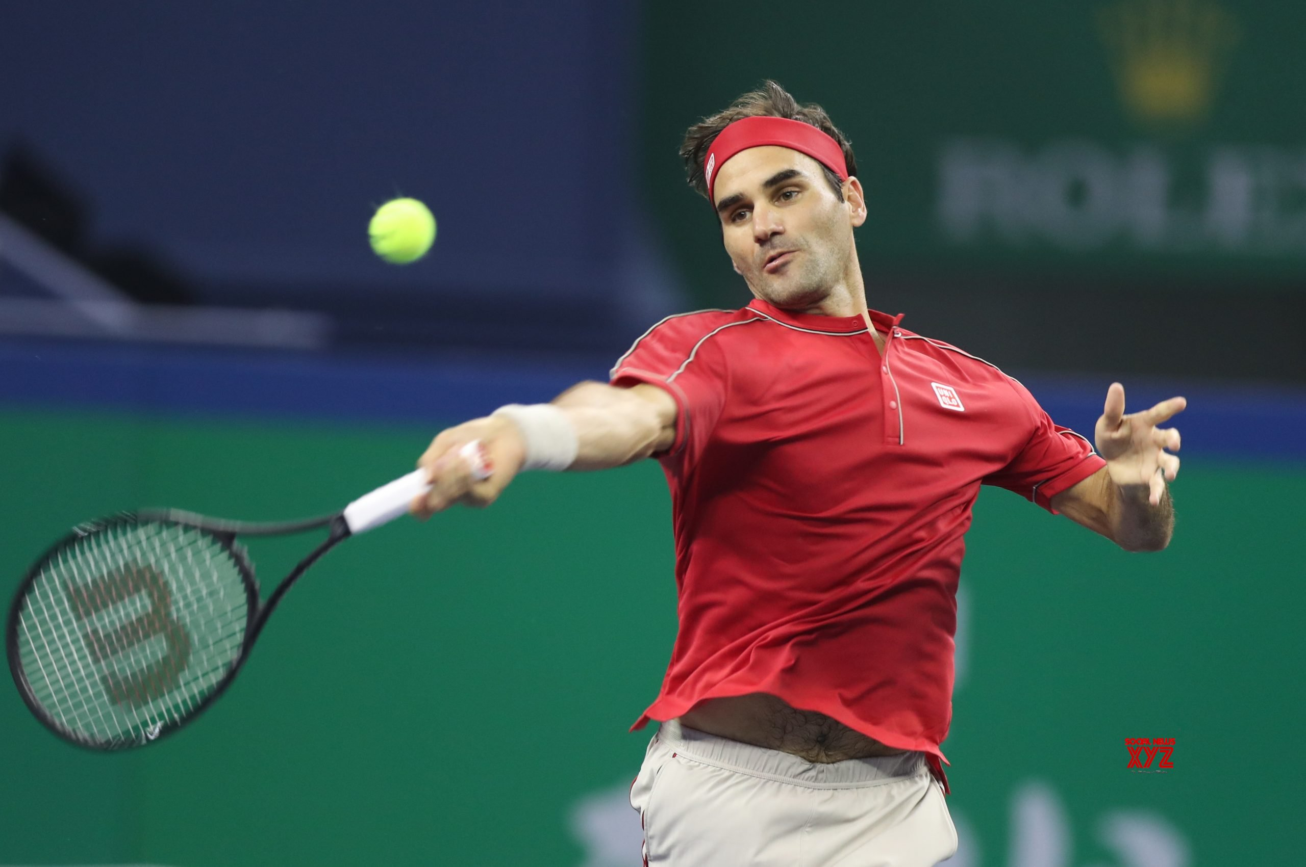 Commemorative coin minted in Switzerland for Federer