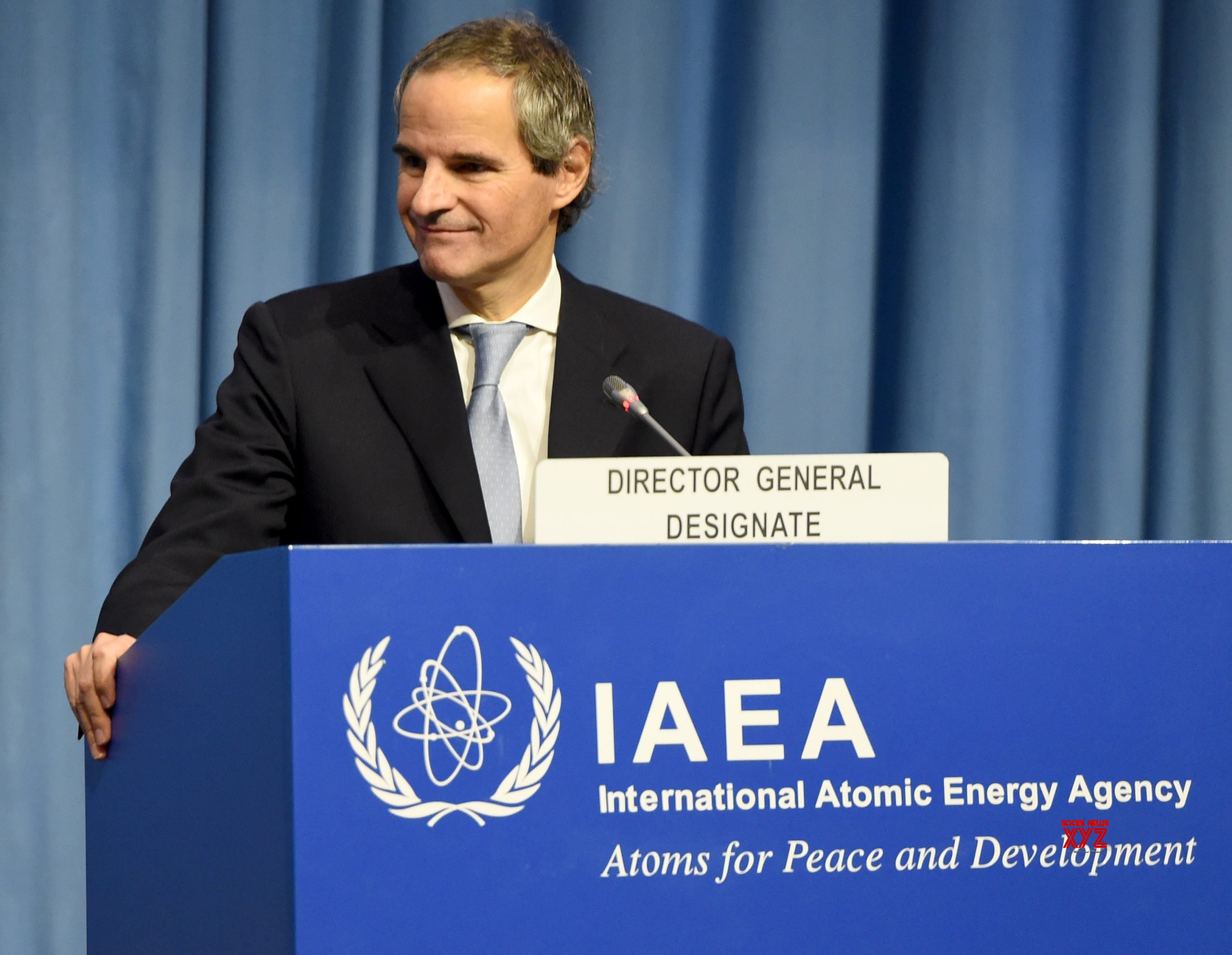 AUSTRIA - VIENNA - IAEA - NEW - DIRECTOR - GENERAL #Gallery