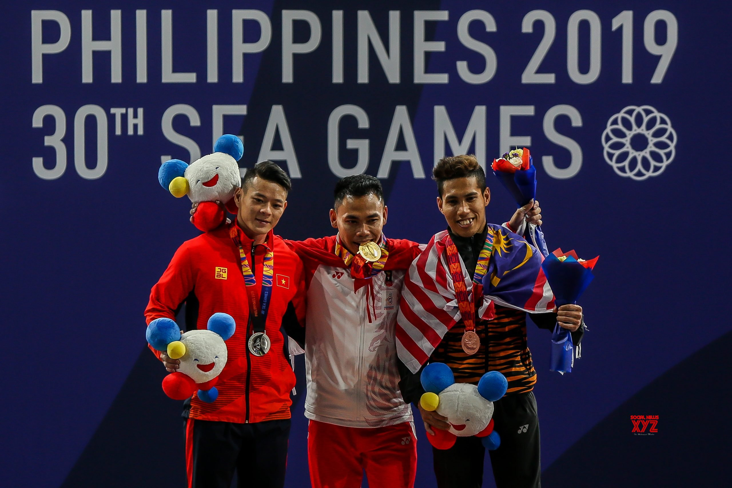 PHILIPPINES - QUEZON CITY - SEA GAMES - WEIGHTLIFTING #Gallery