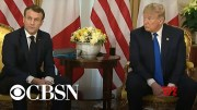 Macron declines to back down over NATO comments (Video)