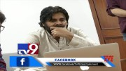 Pawan Kalyan launches Ee Manase 'MisMatch' movie song - TV9 (Video)