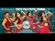 Coca Cola Pepsi Song Announcement | Venky Mama Movie |  Venkatesh Daggubati | Naga Chaitanya | Bobby (Video)