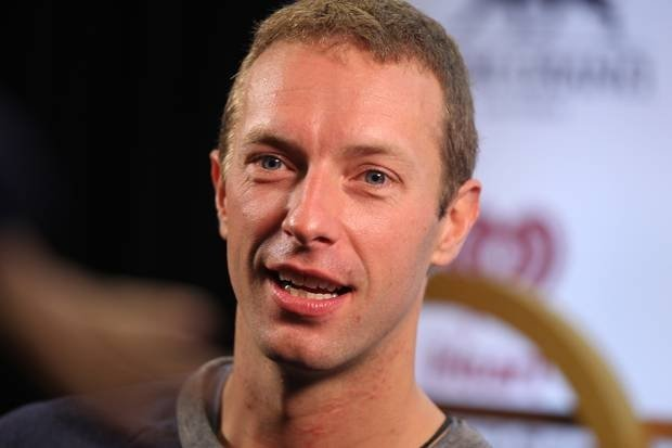 When Chris Martin embarrassed daughter at work