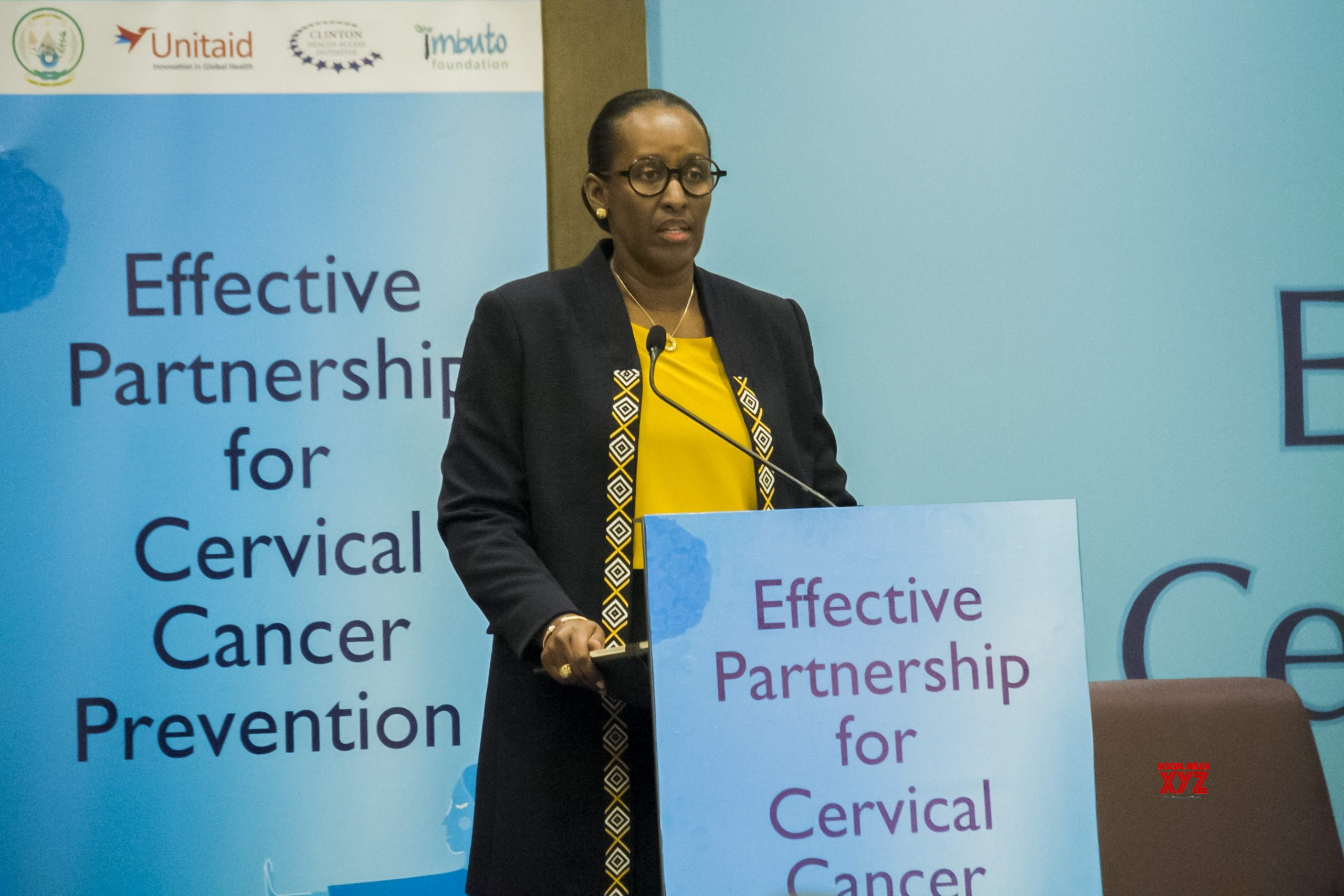 RWANDA - KIGALI - AIDS CONFERENCE - CERVICAL CANCER PREVENTION #Gallery
