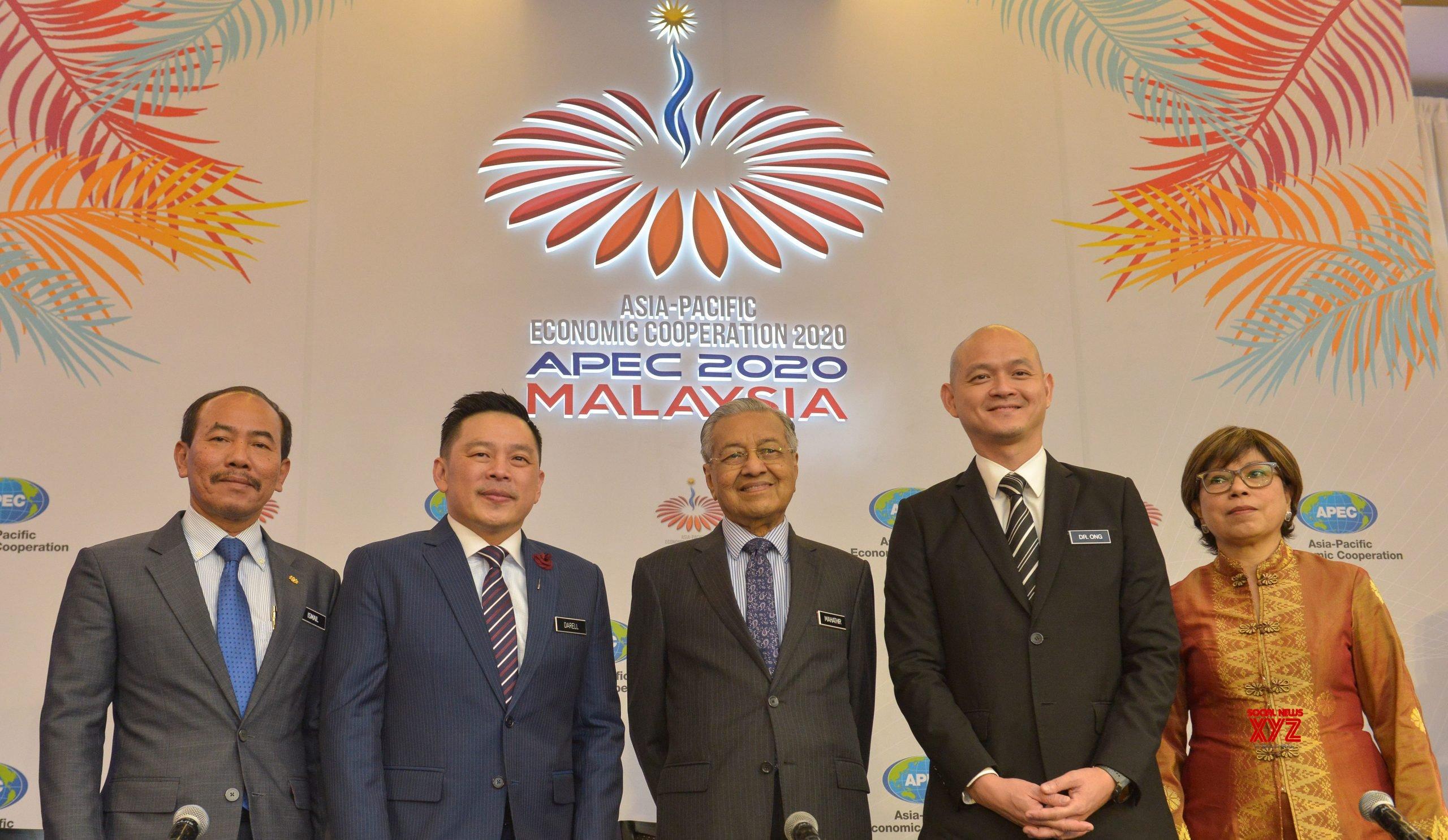 MALAYSIA - CYBERJAYA - APEC CHAIRMANSHIP - LAUNCHING CEREMONY #Gallery