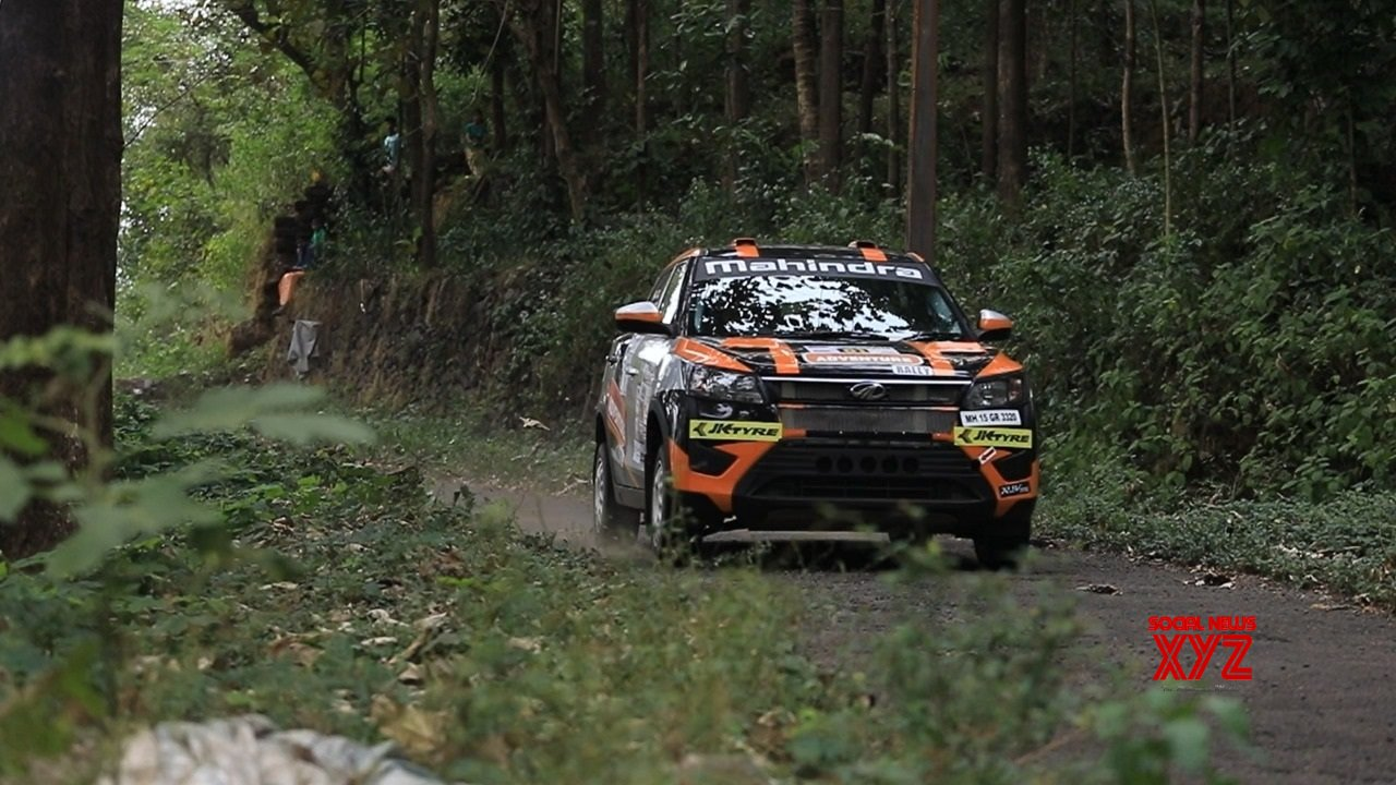 Gill sparkles on Day 1, INRC set for thrilling finish