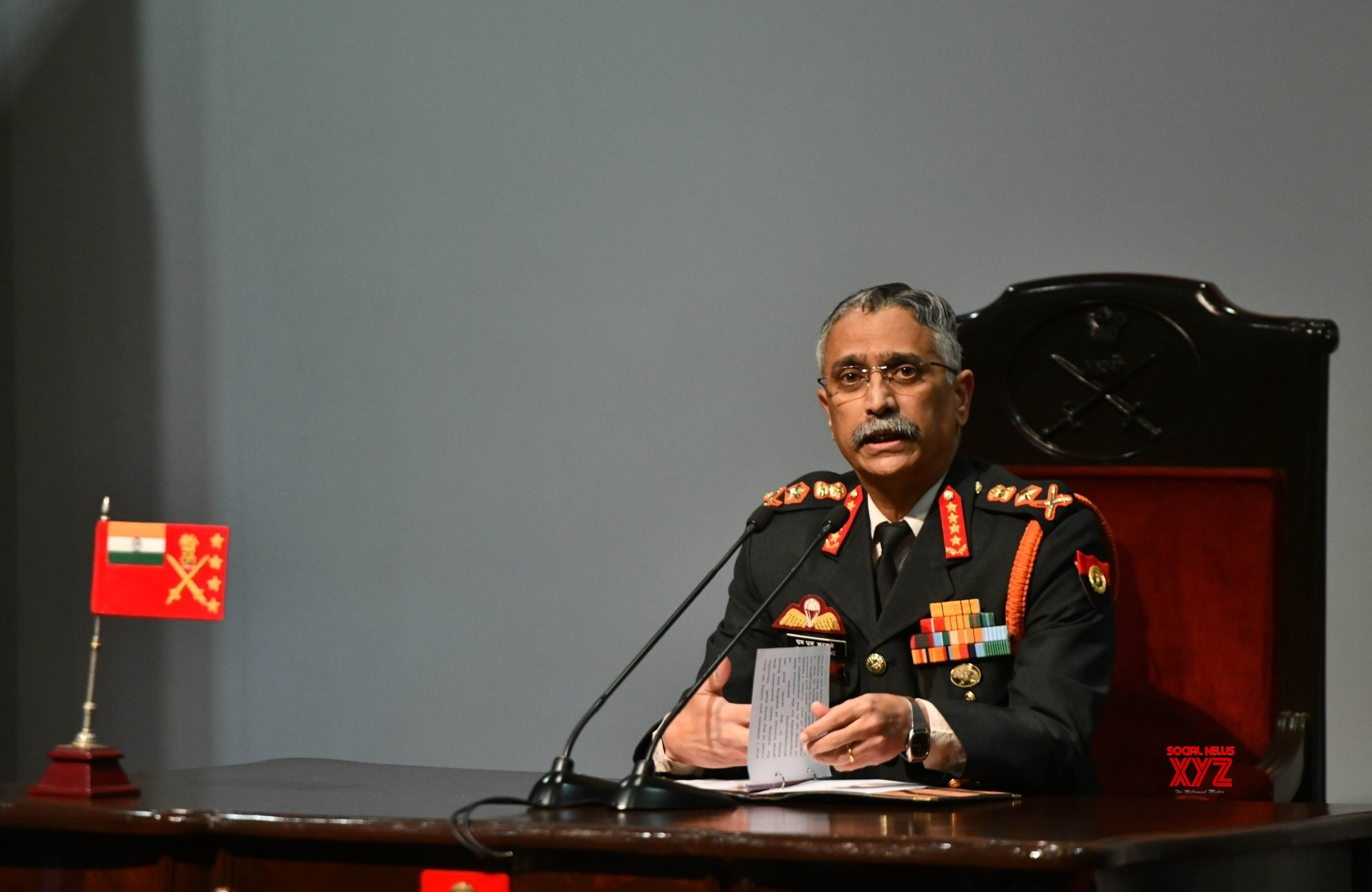 Pak top brass terms Indian army's threats irresponsible