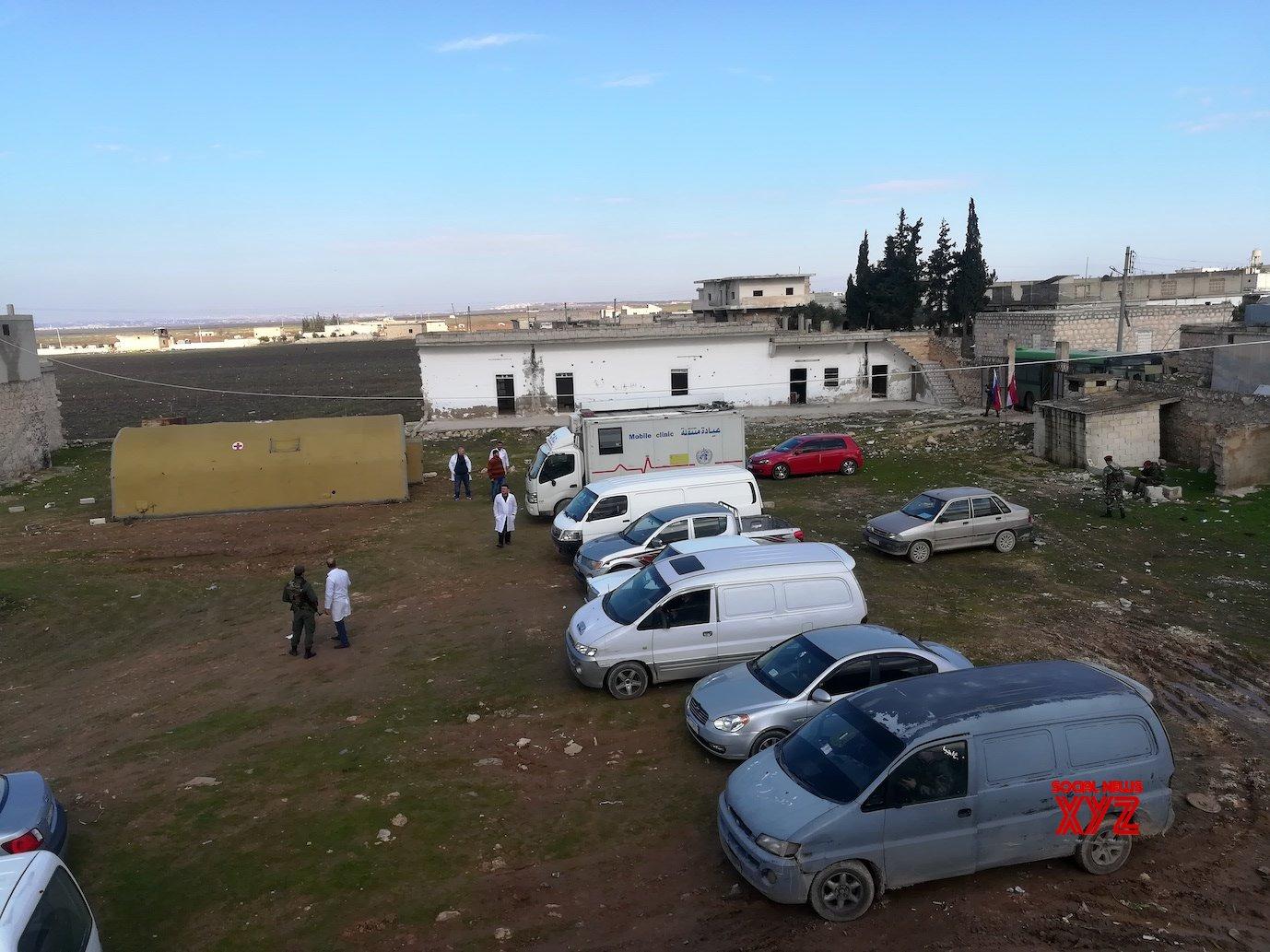 SYRIA - ALEPPO - CIVILIAN - EVACUATION #Gallery