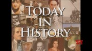 Today in History for January 16th (Video)