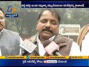 Congress appoints Sailajanath as new president for AP  (Video)