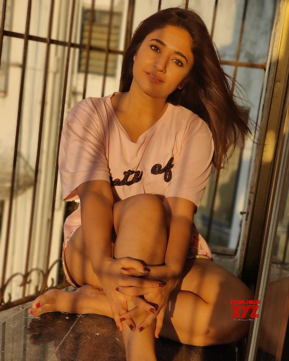 Actress Poonam Bajwa Latest Glam Stills