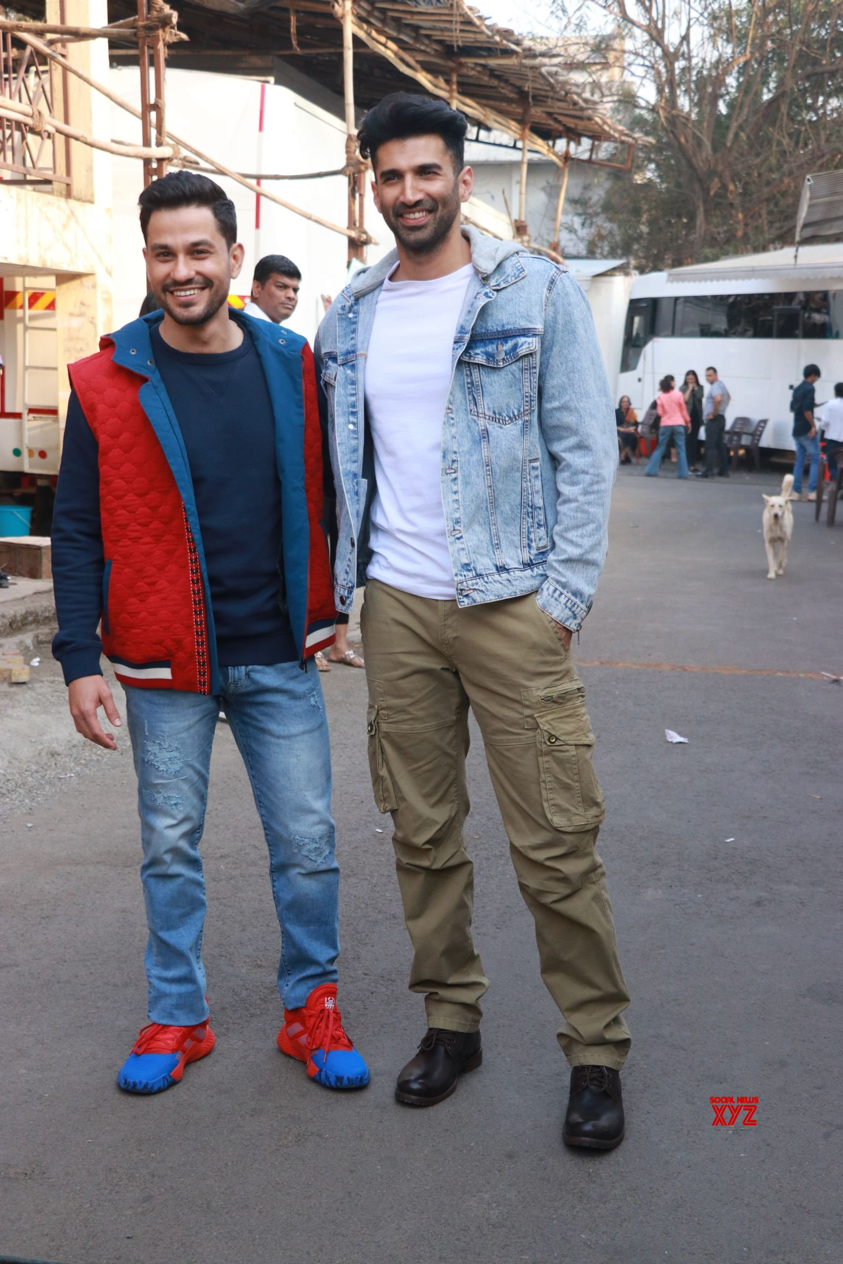 Disha Patani Aditya Roy Kapoor Anil Kapoor And Kunal Khemu On The Sets Of Kapil Sharma S Show To Promote Malang Gallery Social News Xyz