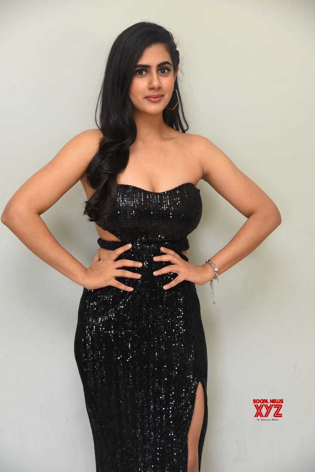 Actress Gehna Sippy Hot Glam Stills From My South Diva 2020 Calendar Launch