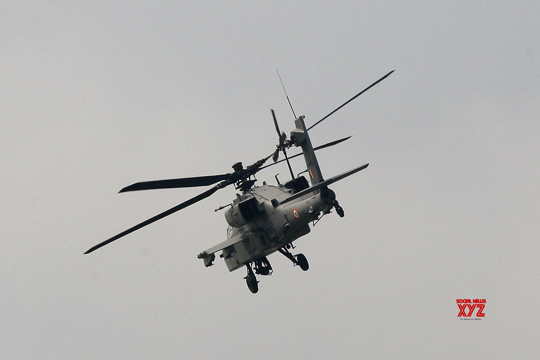 IAF develops locust control system for Mi-17 choppers