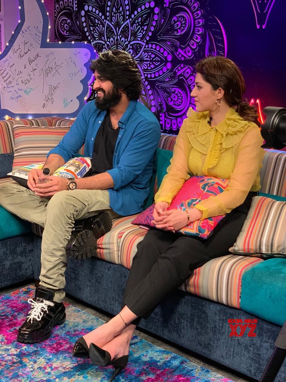 Naga Shaurya And Mehreen Kaur Pirzada Stills From Aswathama Movie Promotions