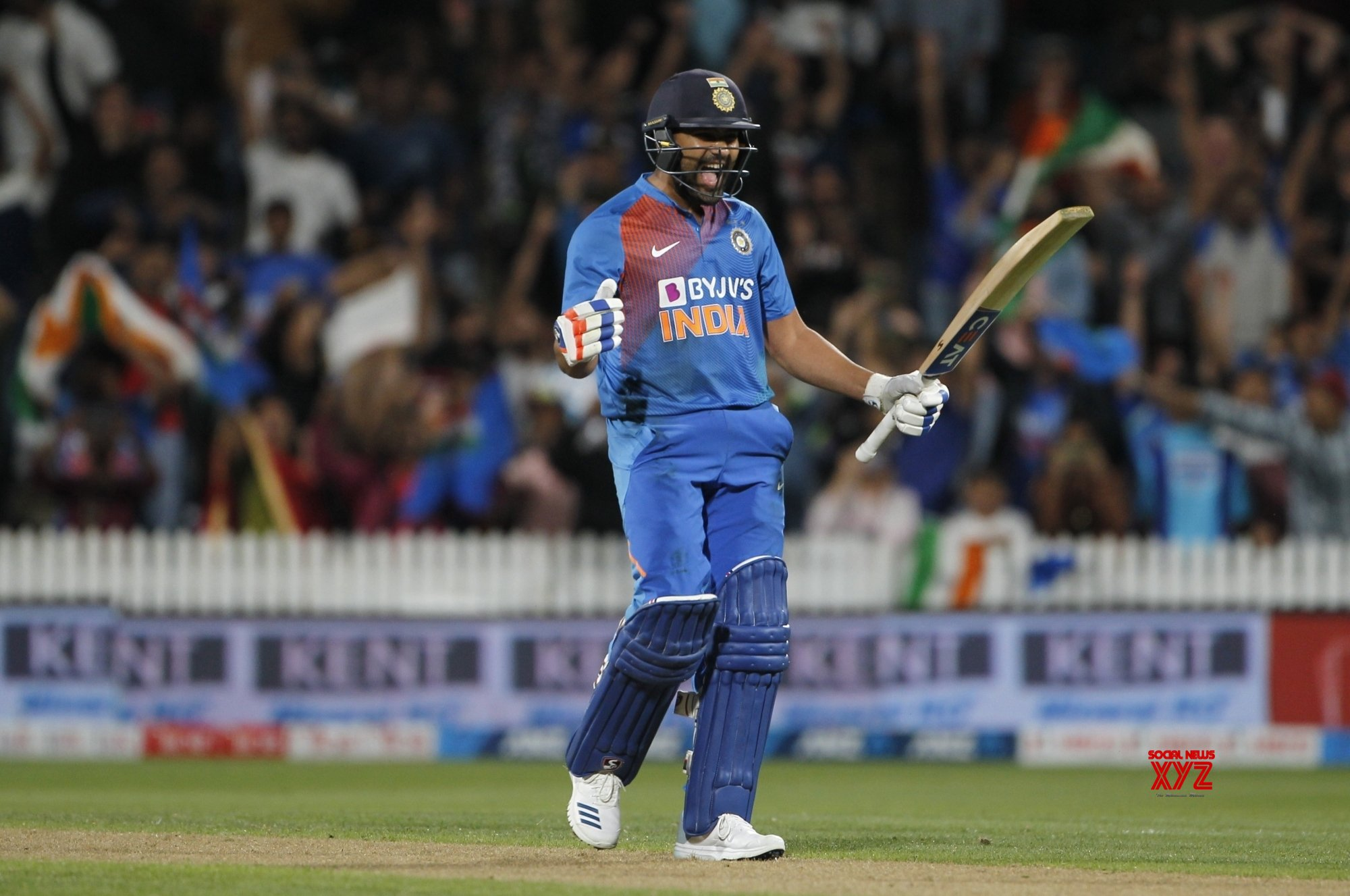 Was really itching to get back to playing cricket: Rohit