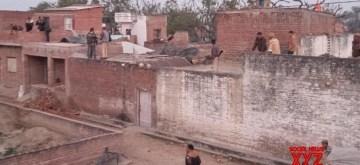 Criminal holds 20 children hostage in Farukkhabad.