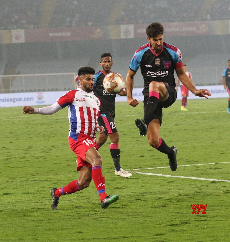 Kolkata: ISL - ATK Vs Odisha FC #Gallery