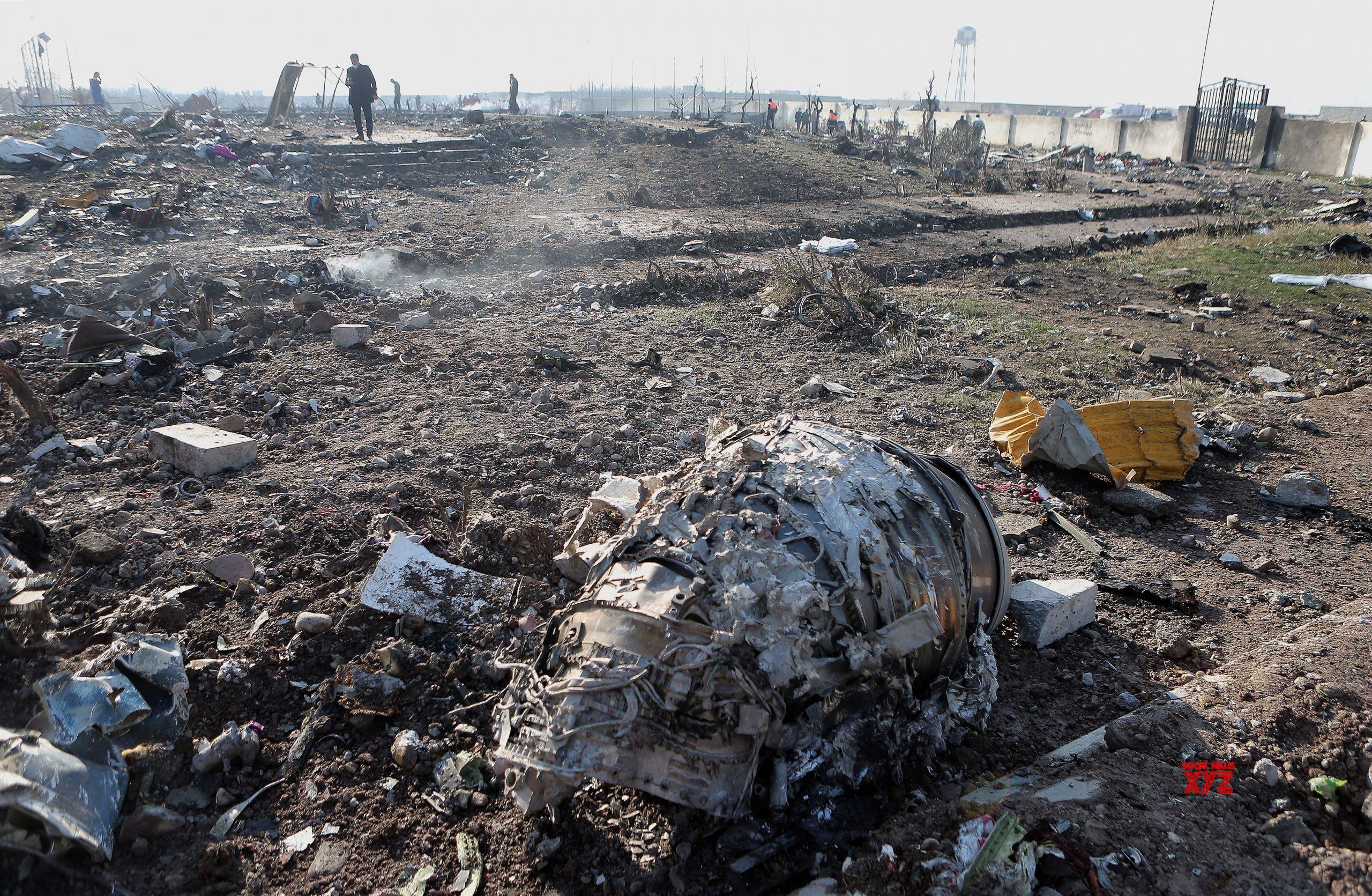 Iran, Ukraine to hold talks over crashed plane