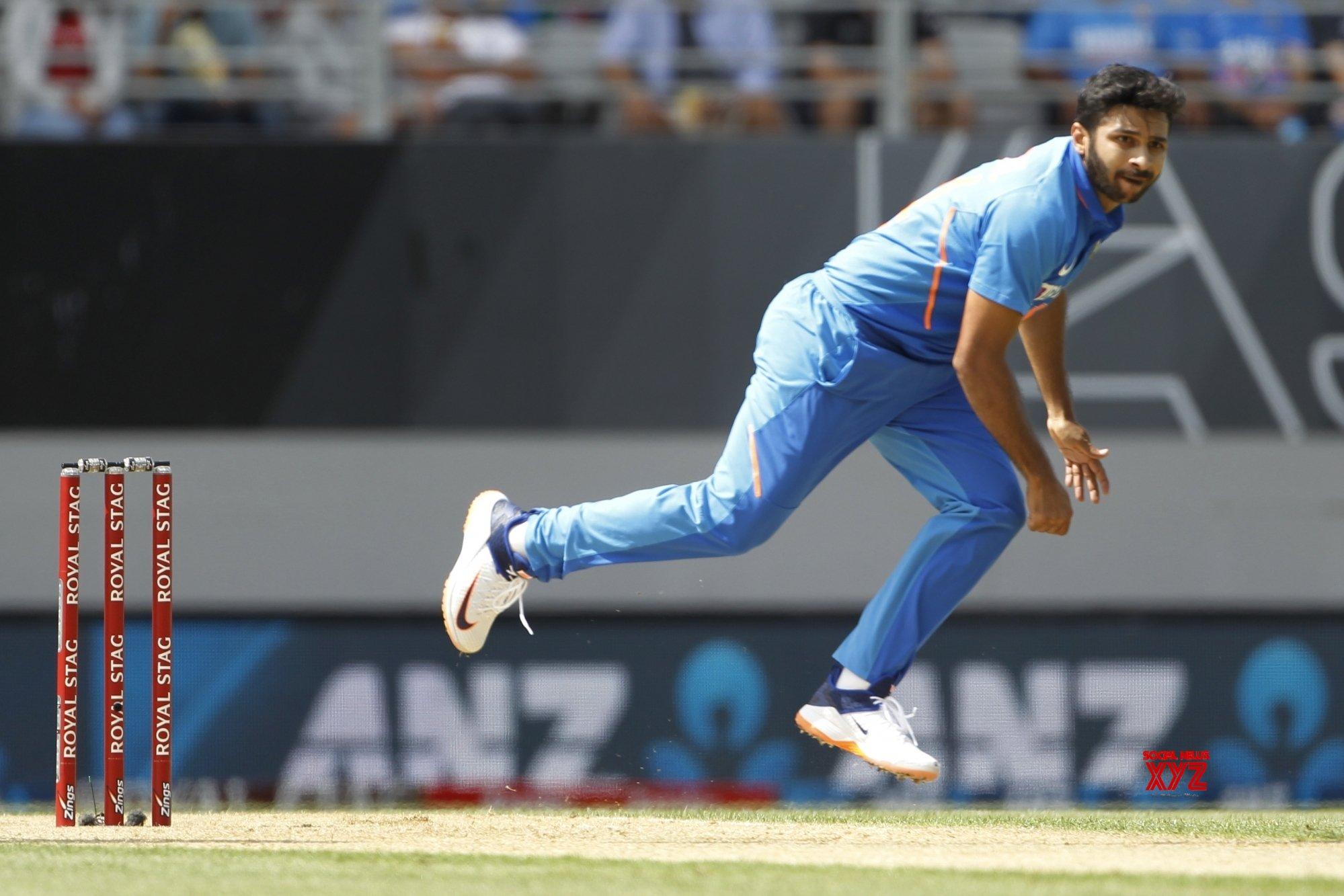 Auckland: 2nd ODI - India Vs New Zealand (Batch - 3) #Gallery