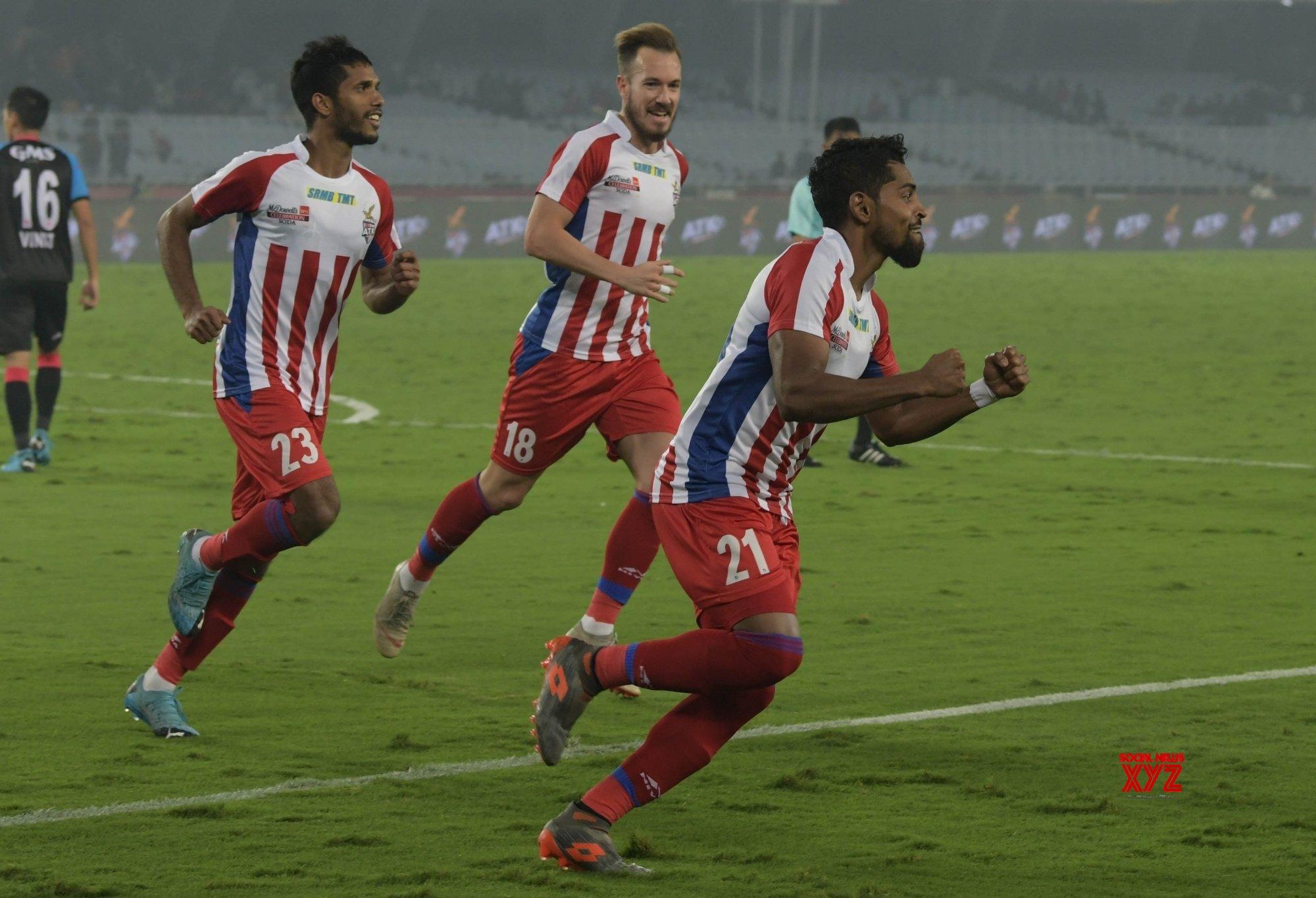 Kolkata: Indian Super League 2019 - 20: ATK Vs Odisha FC #Gallery