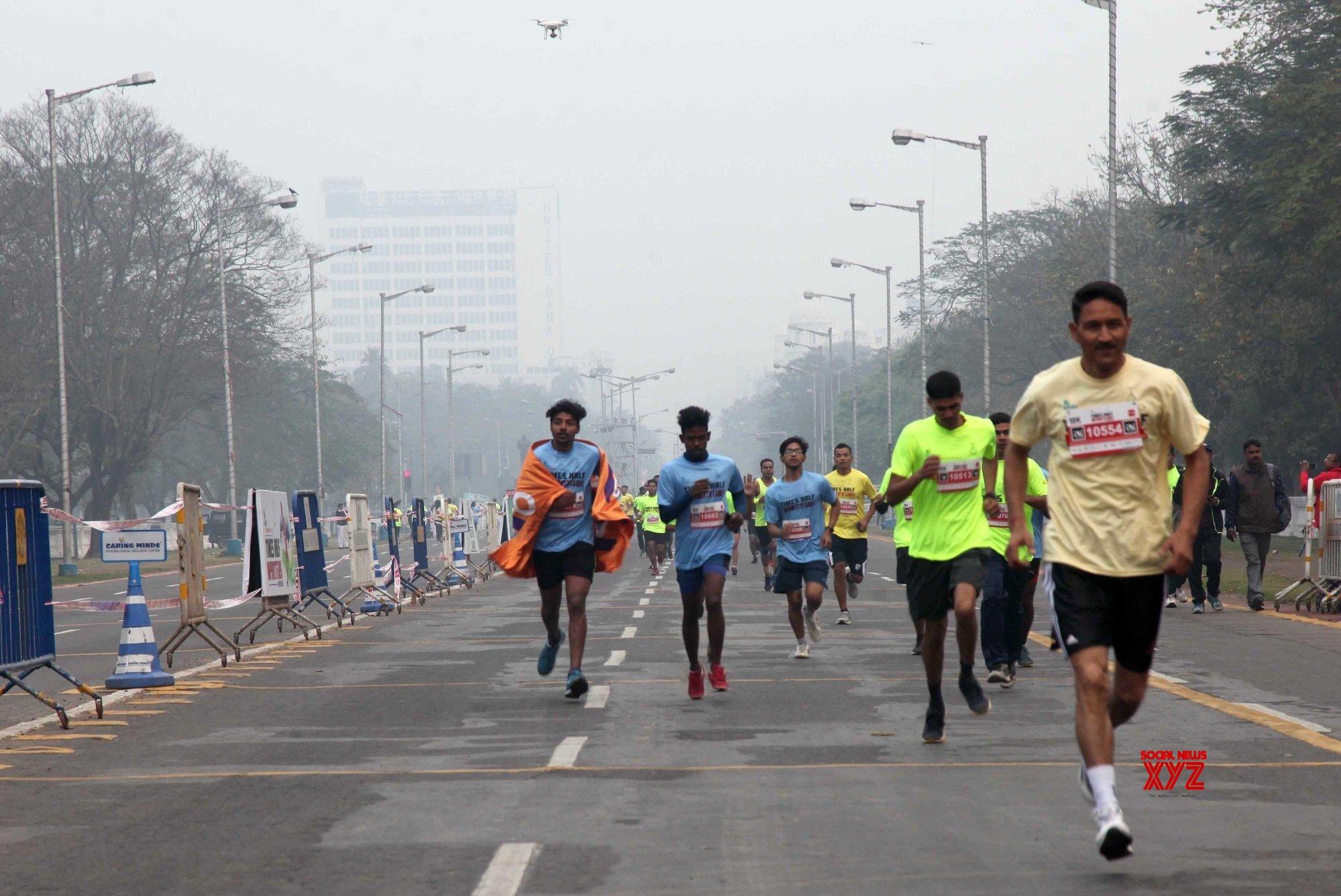 Kolkata: Half Marathon #Gallery