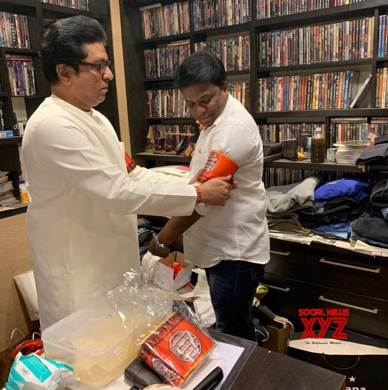 Mumbai: Raj Thackeray kick starts mega - morcha against Pakistan - Bangladesh infiltrators in India #Gallery