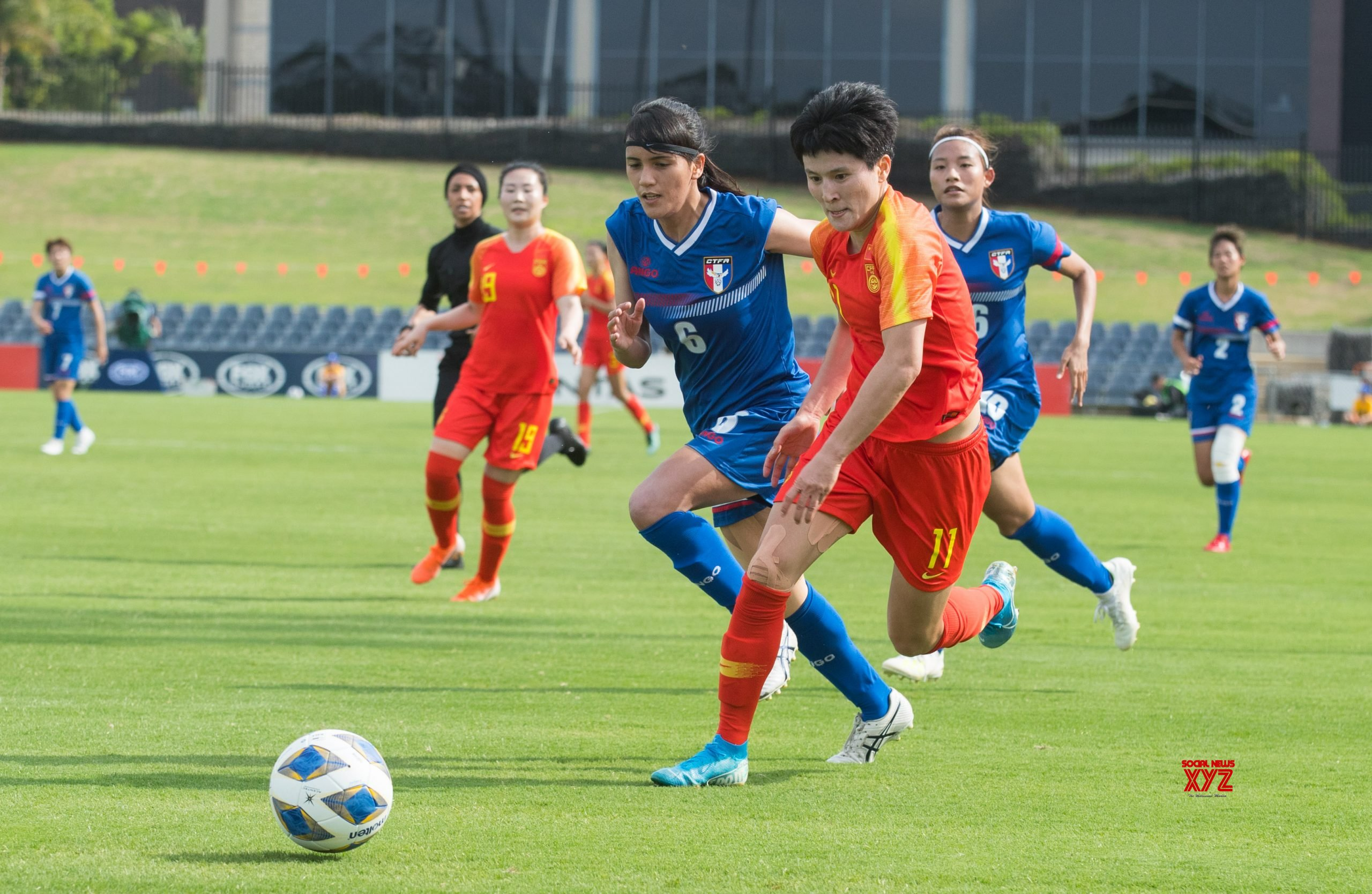 AUSTRALIA - SYDNEY - FOOTBALL - TOKYO 2020 QUALIFYING TOURNAMENT #Gallery