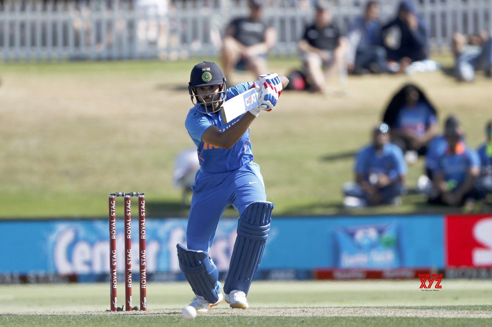 Mount Maunganui: 3rd ODI - India Vs New Zealand (Batch - 3) #Gallery