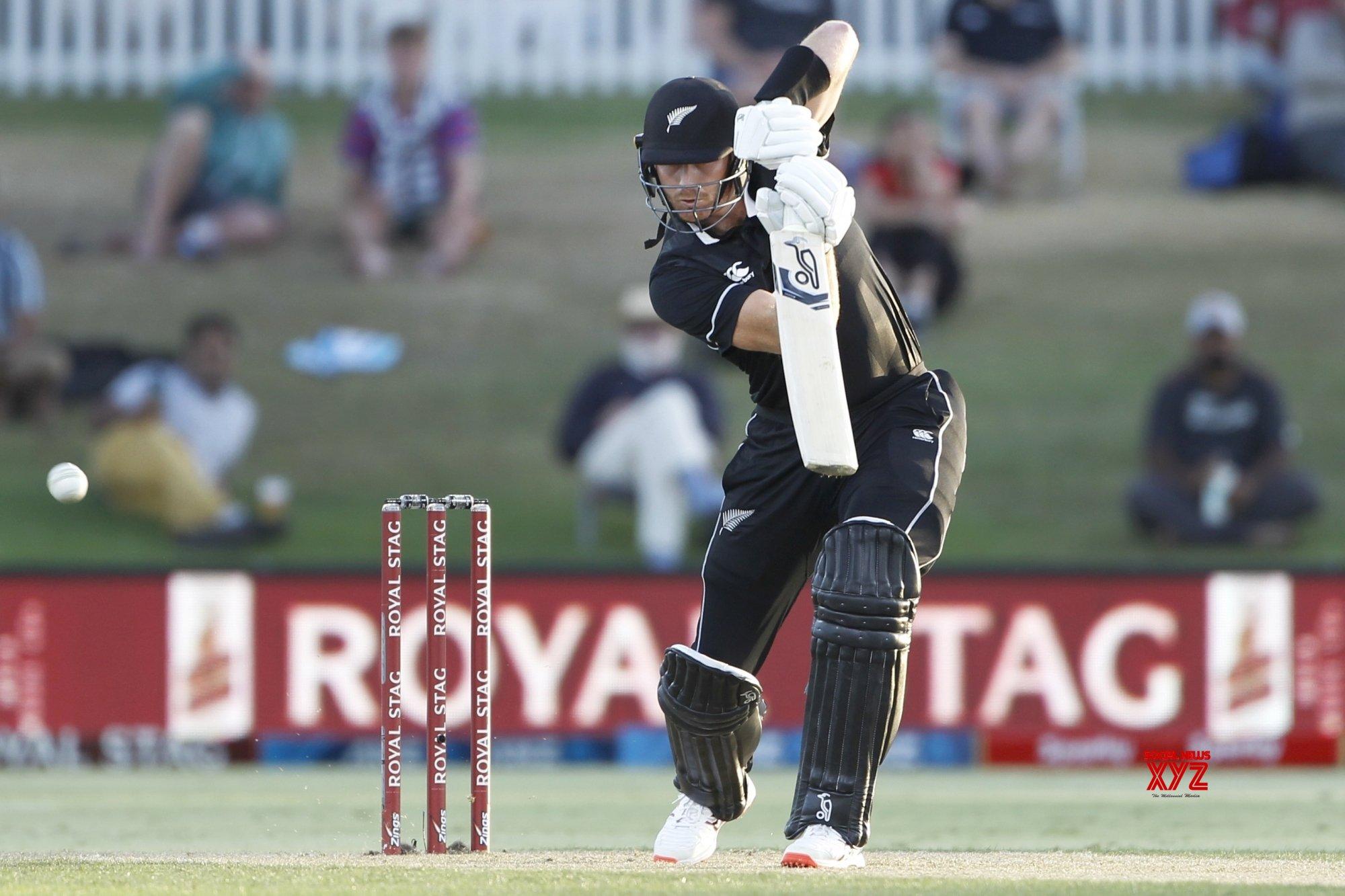 Mount Maunganui: 3rd ODI - India Vs New Zealand (Batch - 8) #Gallery