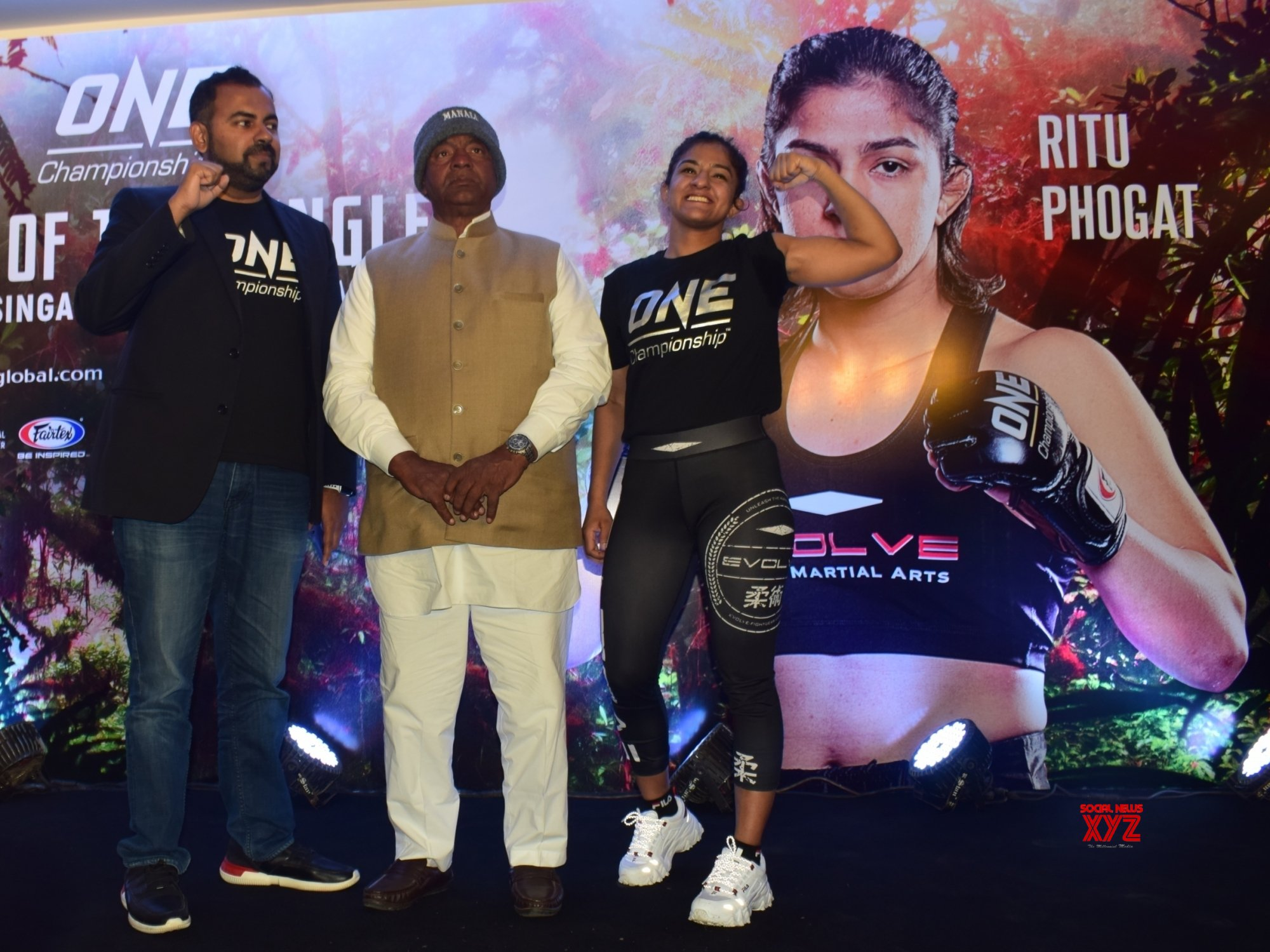 New Delhi: Want to finish the bout in the first round: Ritu Phogat (Batch - 2) #Gallery