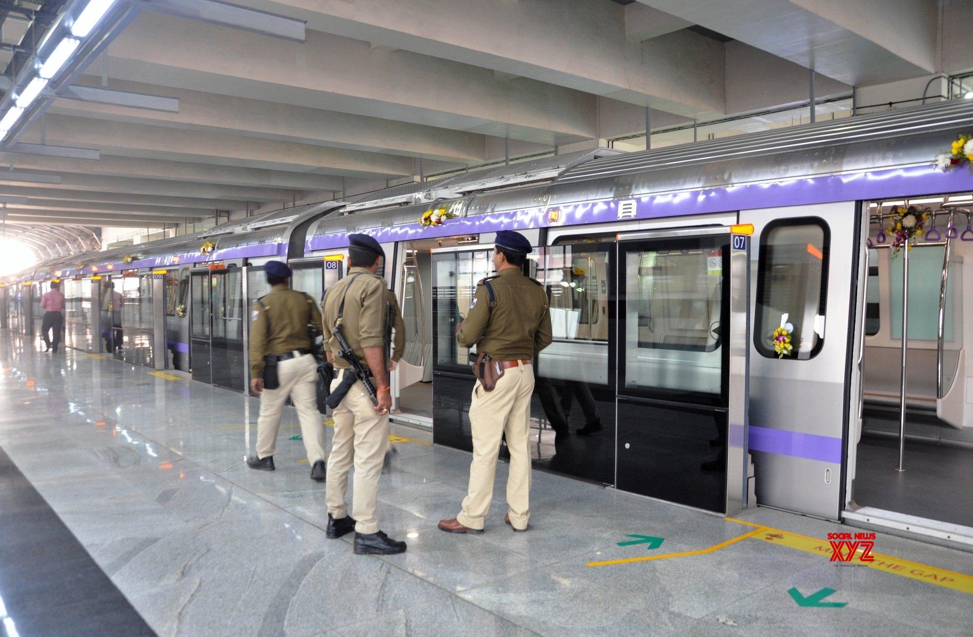 Kolkata: East - West metro line inauguration (Batch - 1) #Gallery - Social News XYZ