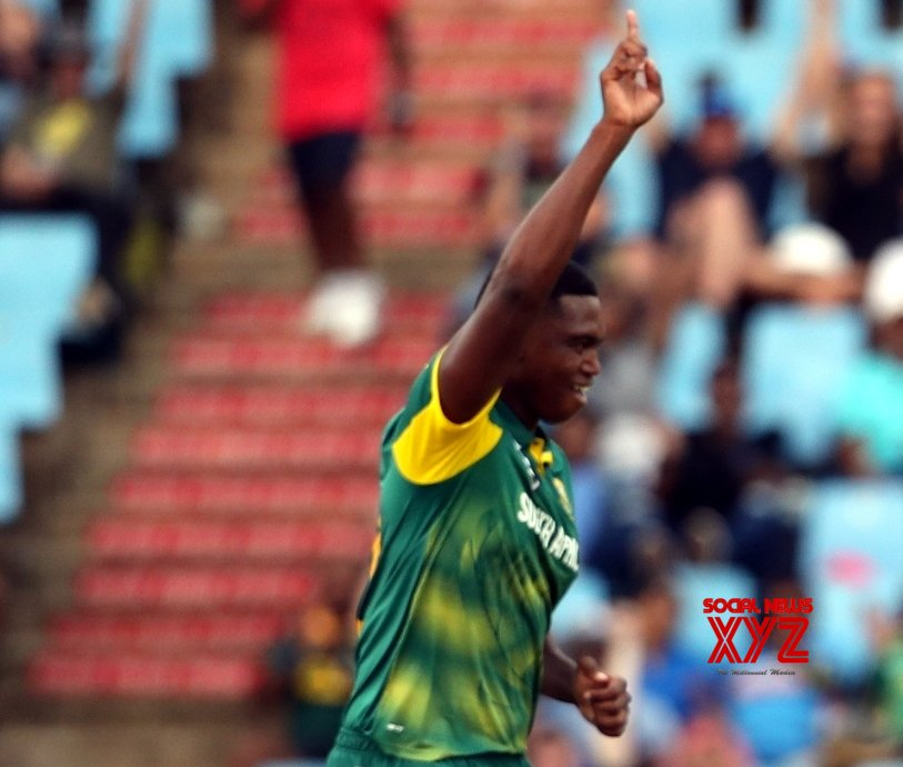 Ngidi guides SA to thrilling victory over England in 1st T20I