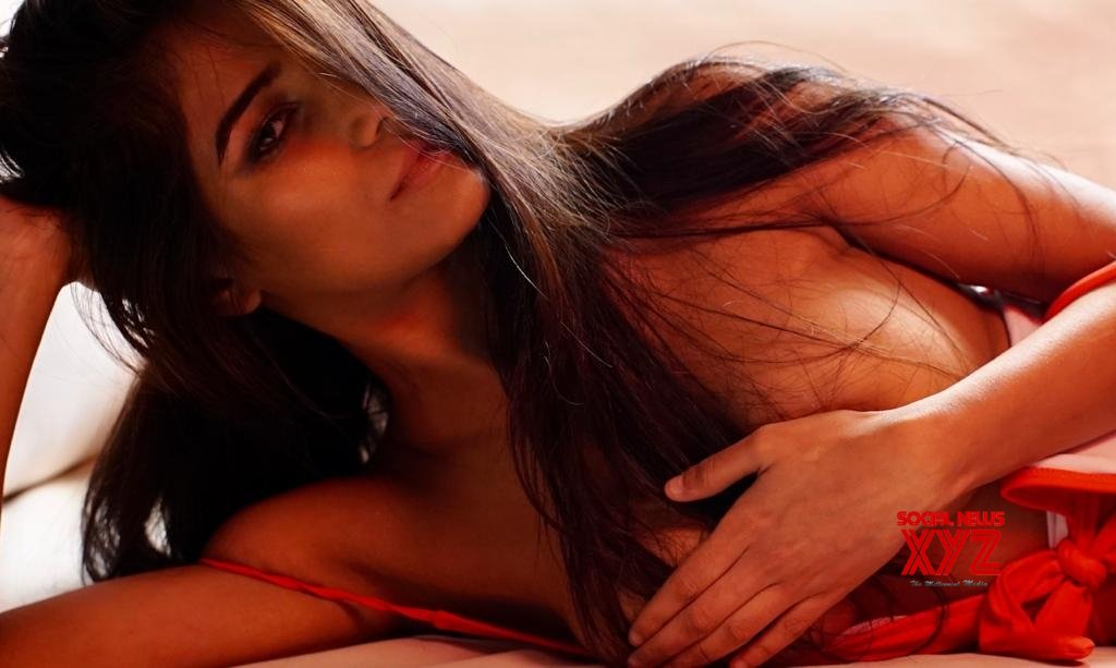 Poonam Pandey's shoot for Valentine's Day is a steamy affair