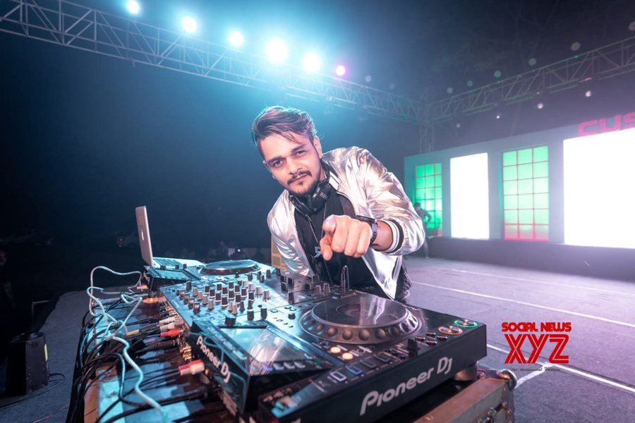 IPL fame DJ Ravi Sharma Aka DJ Ravish swoon The World to his beats