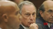 Democratic rivals take aim at Mike Bloomberg (Video)