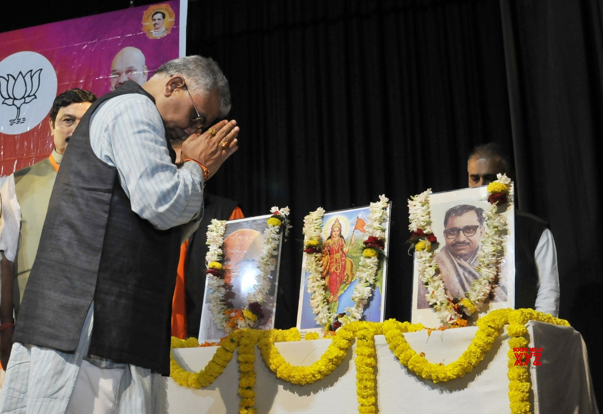 Kolkata: BJP internal meeting #Gallery
