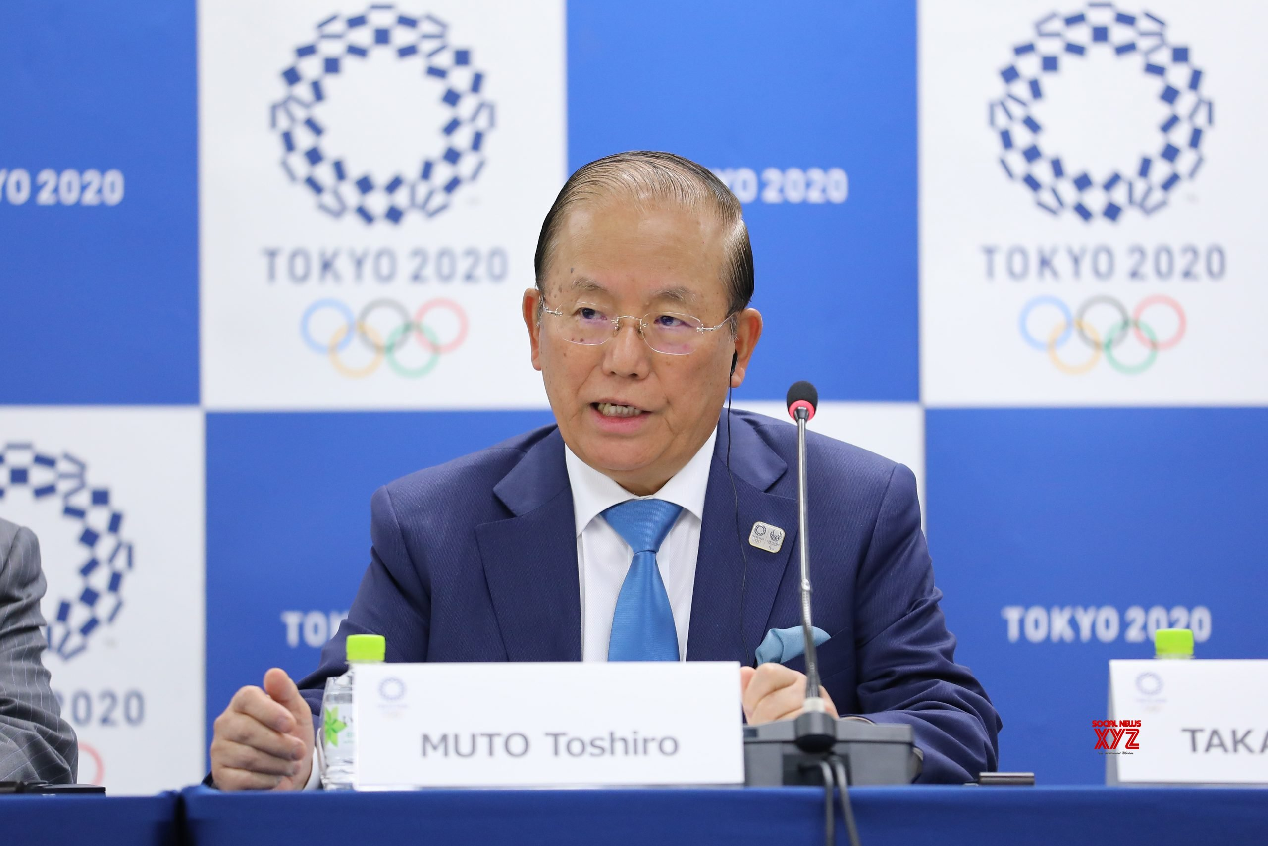 JAPAN - TOKYO - IOC - TOKYO 2020 - PROJECT REVIEW - PRESS CONFERENCE #Gallery